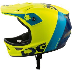 TSG Squad Graphic Design - Casque de vélo Homme - jaune